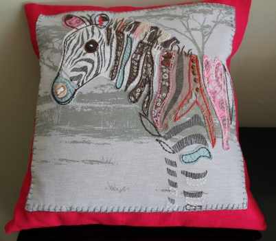 zebra - upcycling at it's best!