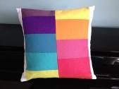 ellsworth colour block - contemporary patchwork