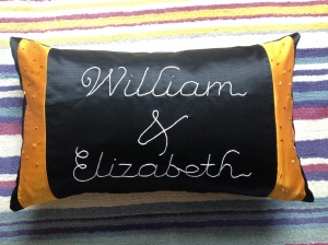 William and Elizabeth front
